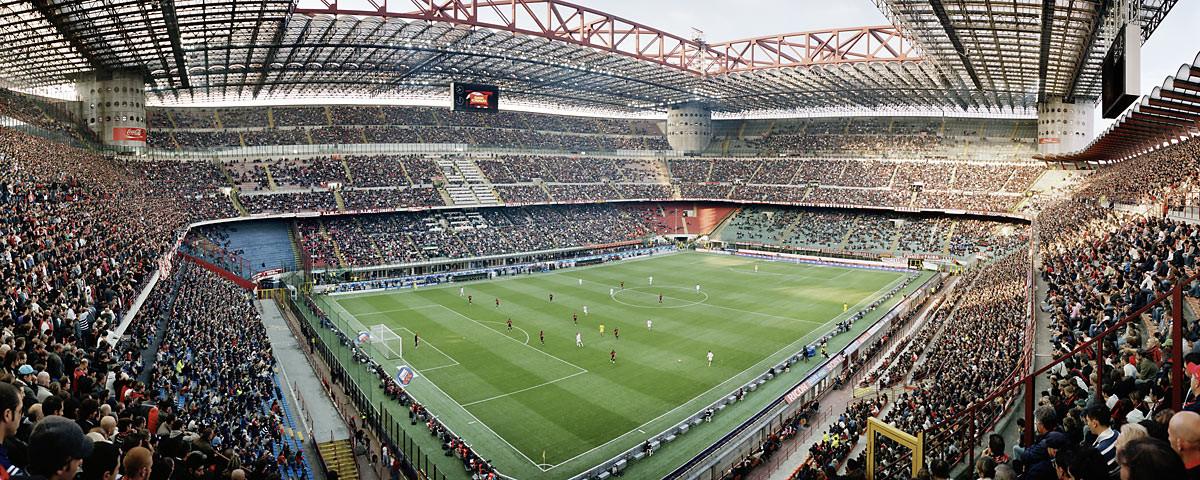Mailand Giuseppe Meazza - 11FREUNDE BILDERWELT