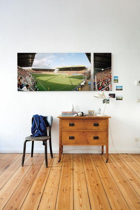 Das Stadion am Bruchweg an deiner Wand - 11FREUNDE BILDERWELT