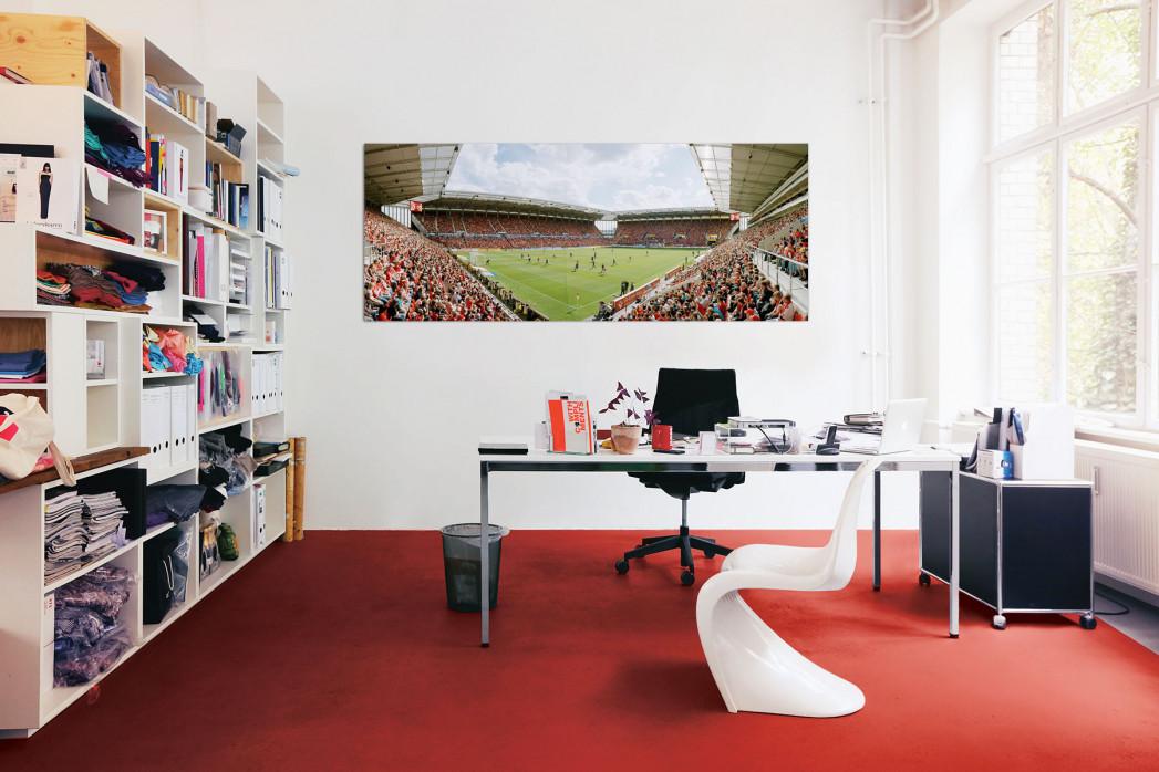 Mainz Coface Arena in deinem Büro - 11FREUNDE BILDERWELT
