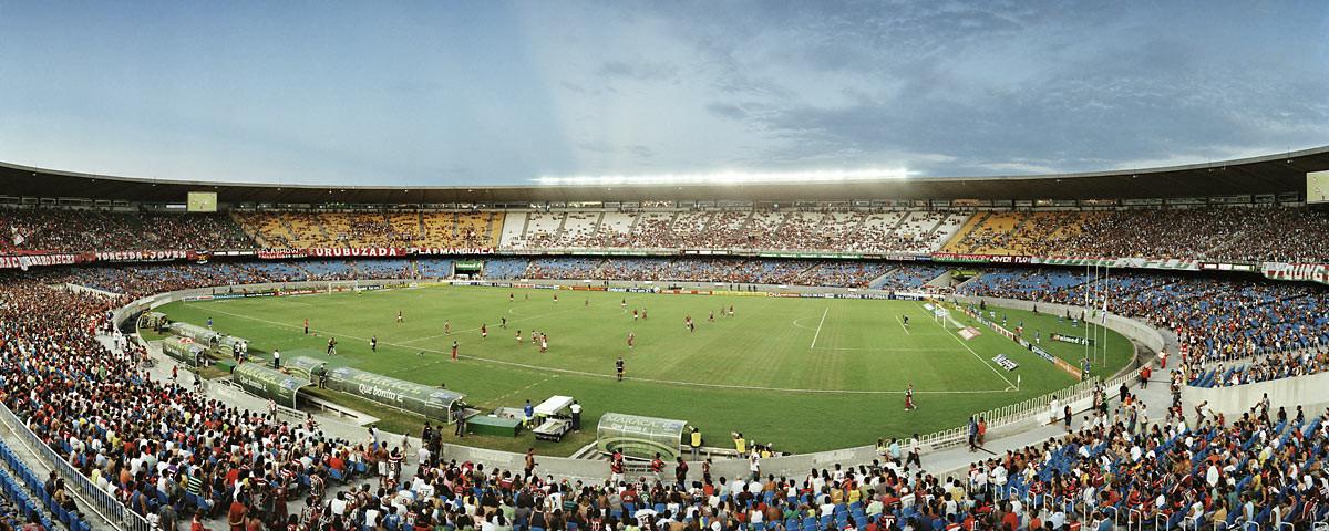 Rio de Janeiro Maracanã - 11FREUNDE BILDERWELT