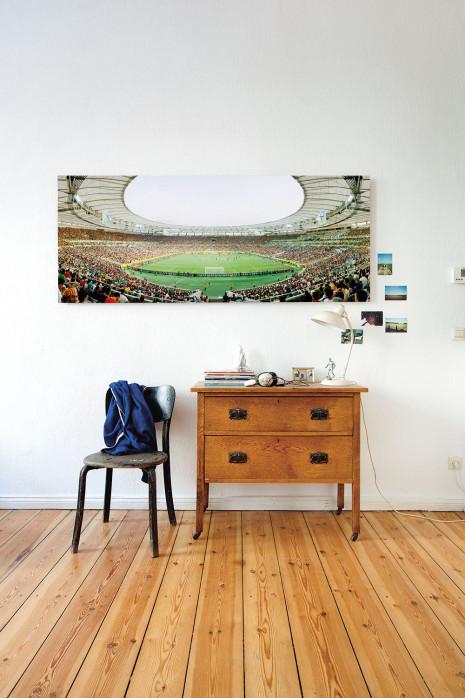 An deiner Wand: Rio de Janeiro - Estádio do Maracanã am Tag