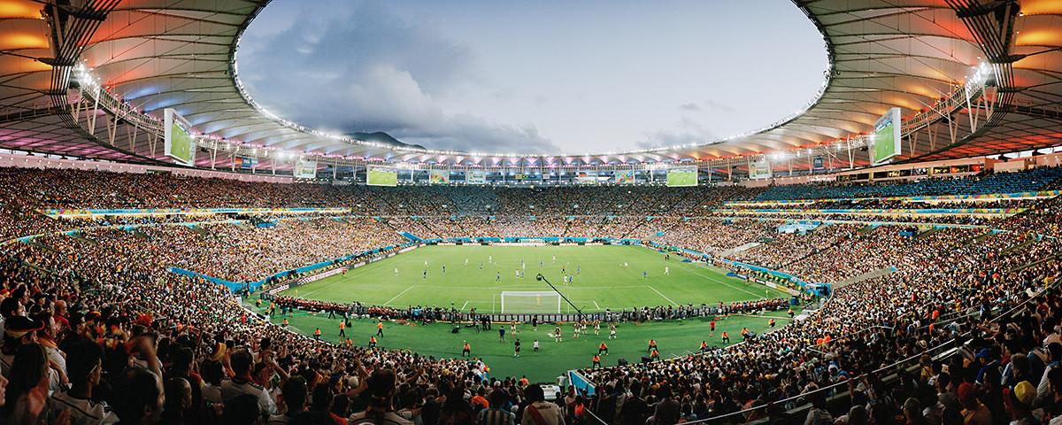 Rio de Janeiro Maracanã (2014) - 11FREUNDE BILDERWELT