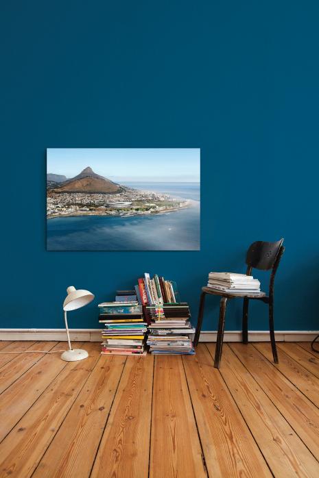 »Cape Town Stadium vom Wasser aus« an deiner Wand - 11FREUNDE BILDERWELT