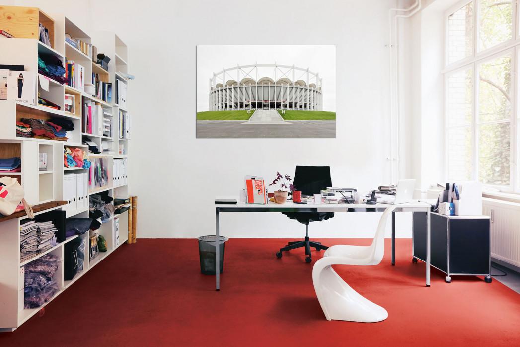 »Nationalarena Bukarest« in deinem Büro - 11FREUNDE BILDERWELT