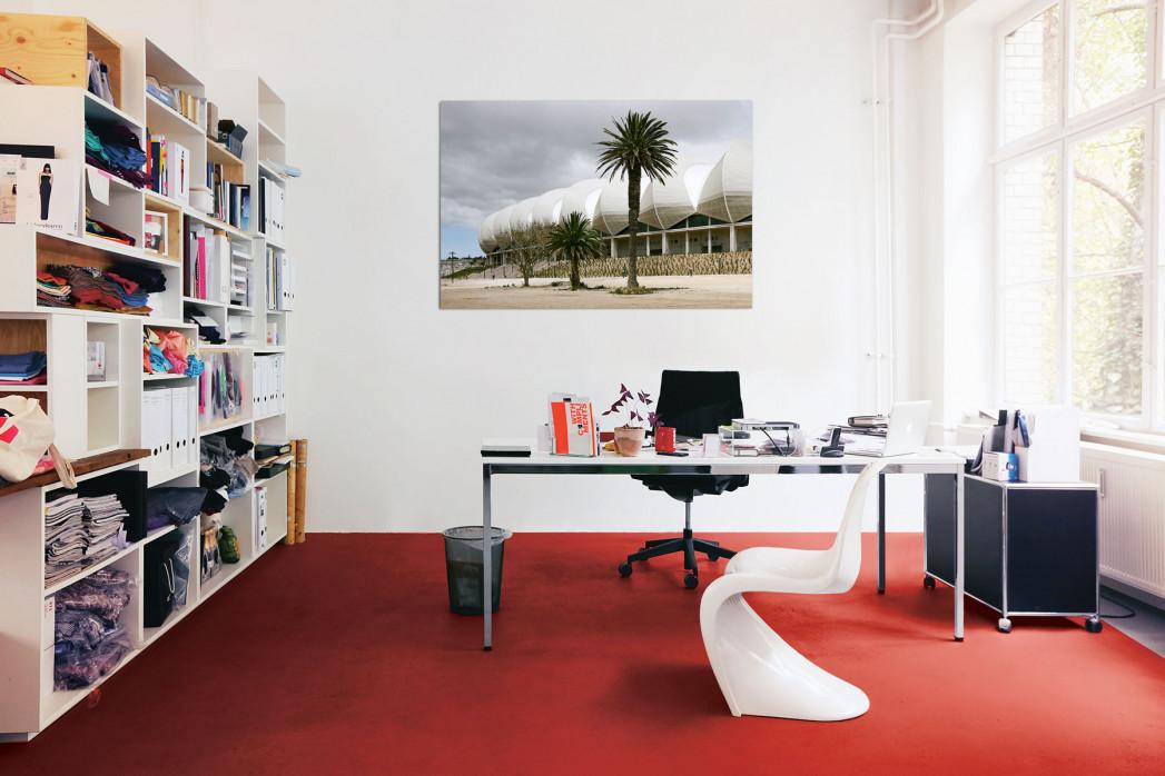 »Palmen in Port Elizabeth« in deinem Büro - 11FREUNDE BILDERWELT