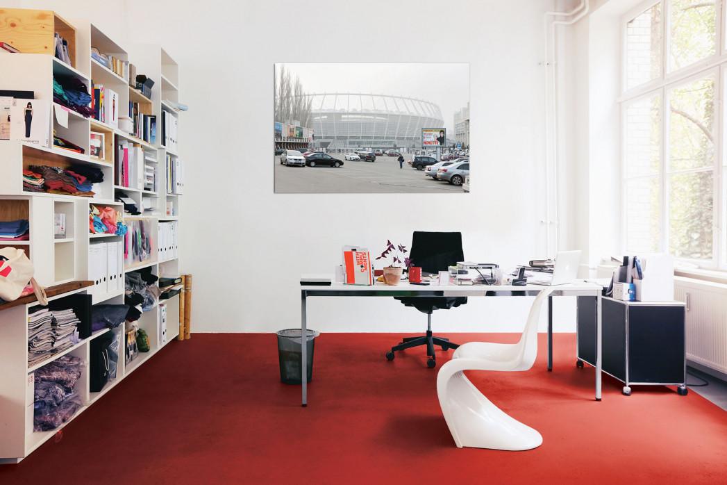 »Roxette in Kiew« in deinem Büro - 11FREUNDE BILDERWELT