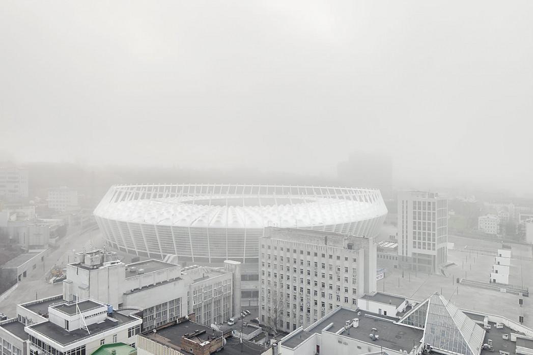 Smog in Kiew - 11FREUNDE BILDERWELT