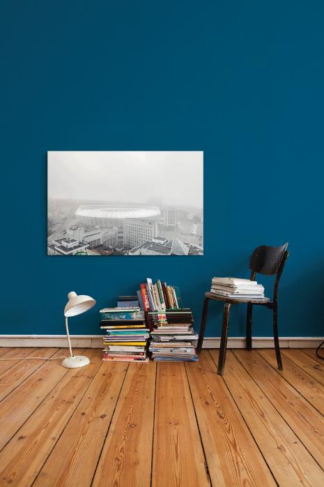 »Smog in Kiew« an deiner Wand - 11FREUNDE BILDERWELT