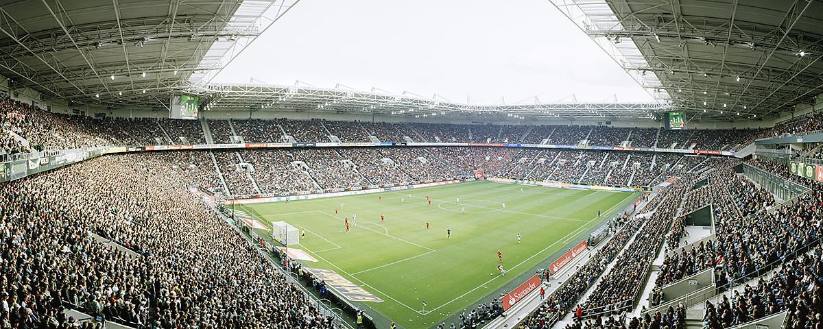 Mönchengladbach Borussia-Park - 11FREUNDE BILDERWELT