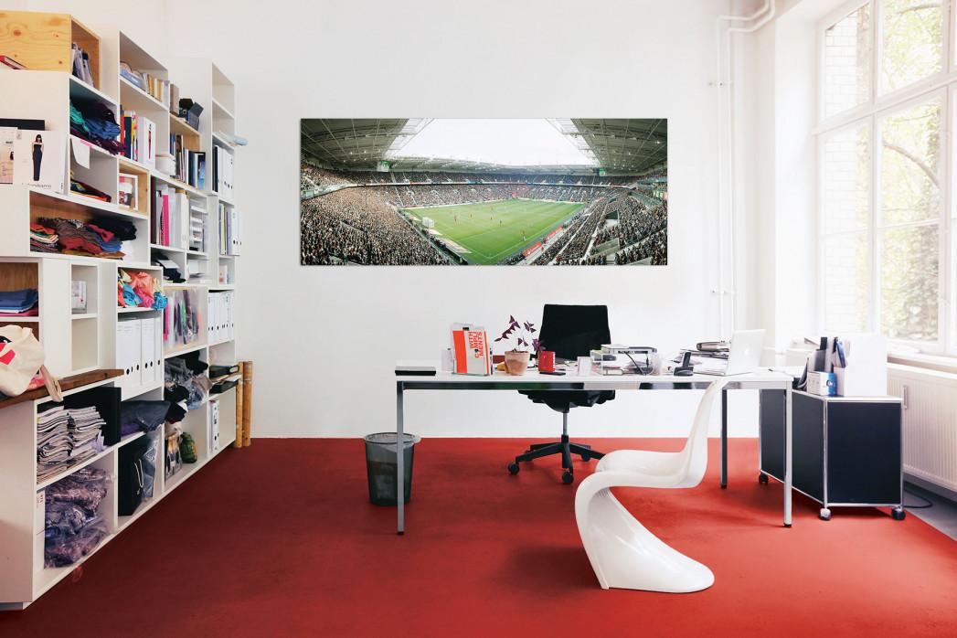 Der Borussia-Park in deinem Büro - 11FREUNDE BILDERWELT