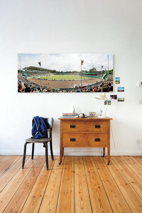 Das Preußenstadion an deiner Wand - 11FREUNDE BILDERWELT