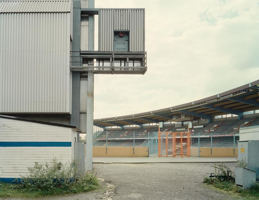 Witness of Glory Times: Gelsenkirchen - Markus Wendler - Stadion Foto als WandbildWitness of Glory Times: Gelsenkirchen - Markus Wendler - Stadion Foto als Wandbild