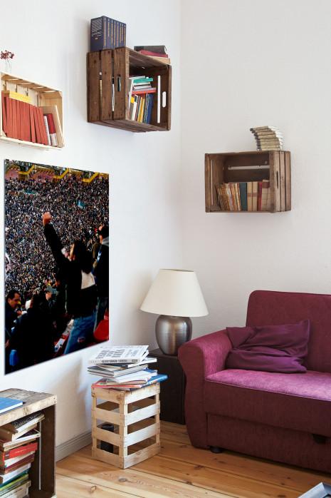 Fankurve SSC Neapel in deinem Wohnzimmer - 11FREUNDE BILDERWELT