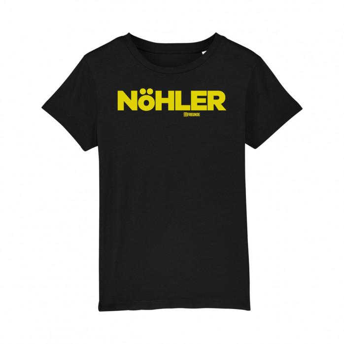 Kinder-Shirt - NÖHLER (Fairwear & Bio-Baumwolle) von 11FREUNDE
