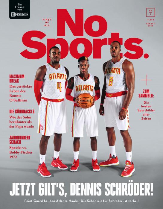 NoSports Ausgabe #02