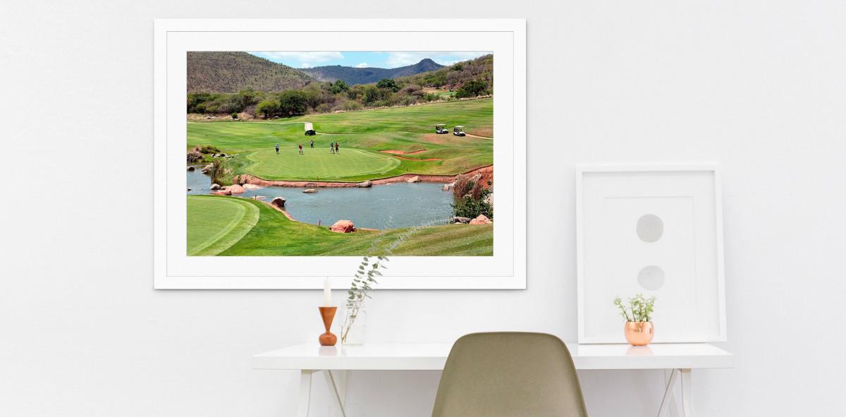 Sun City Golfresort - Sport Fotos als Wandbilder - Golf Foto - NoSports Magazin