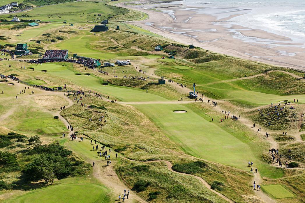 Turnberry Golfresort - Sport Fotografien als Wandbilder - Golf Foto - NoSports Magazin - 11FREUNDE Shop