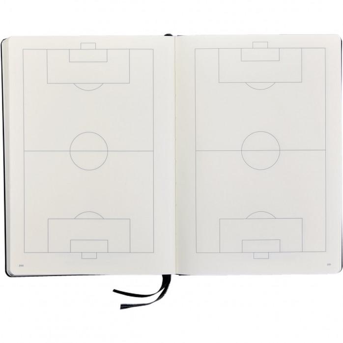 11FREUNDE Fußball Notizbuch (Edition 2.0) - Leuchtturm1917