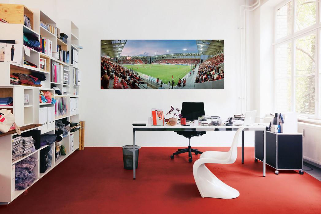 Offenbach Sparda Bank Hessen Stadion in deinem Büro - 11FREUNDE BILDERWELT