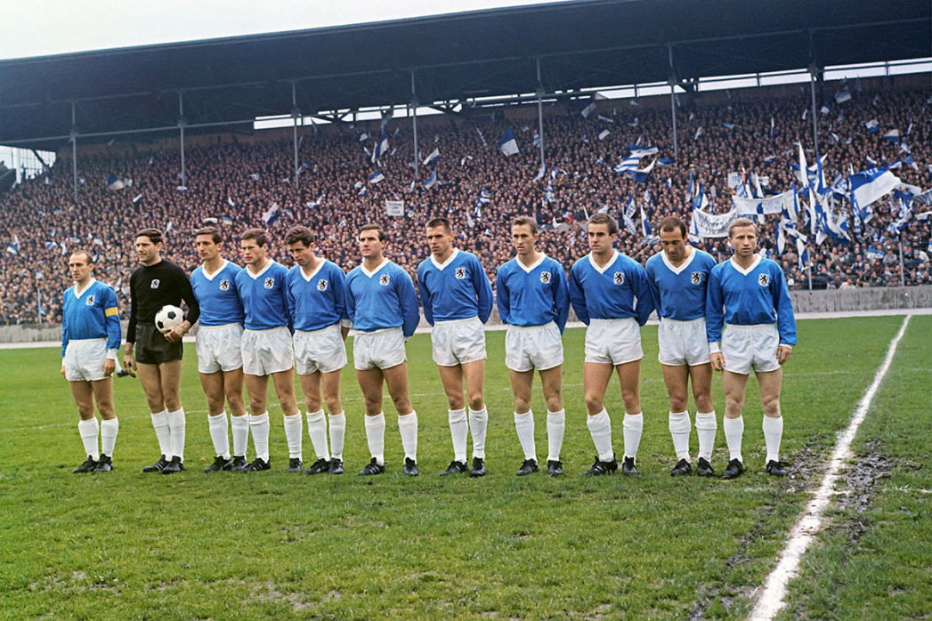 1860 München Meister 1966 - 11FREUNDE BILDERWELT