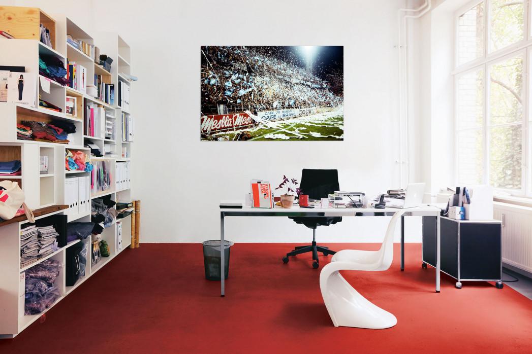 In deinem Büro: Argentinien Fans 1978 - 11FREUNDE BILDERWELT