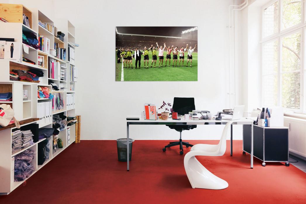 »BVB im Old Trafford« in deinem Büro