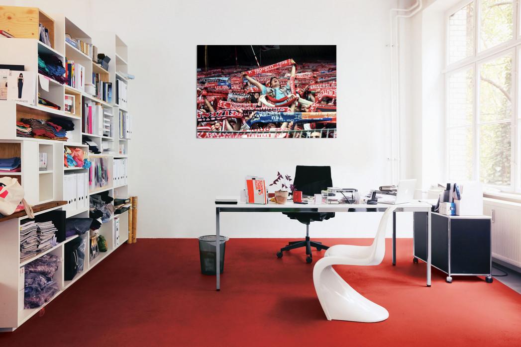 »Kaiserslautern Fans 1998« in deinem Büro