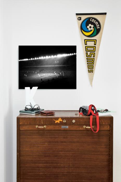 Über deiner Kommode: Flutlicht im Highbury - 11FREUNDE BILDERWELT