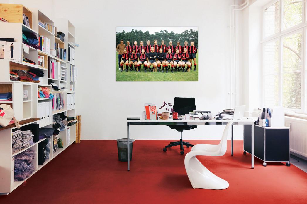 frankfurt mannschaftsfoto 1969 70 11freunde bilderwelt. Black Bedroom Furniture Sets. Home Design Ideas