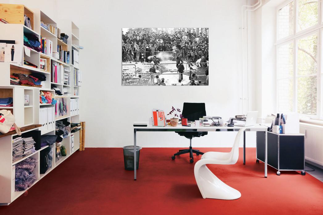»Frankfurter Schneeballschlacht« in deinem Büro