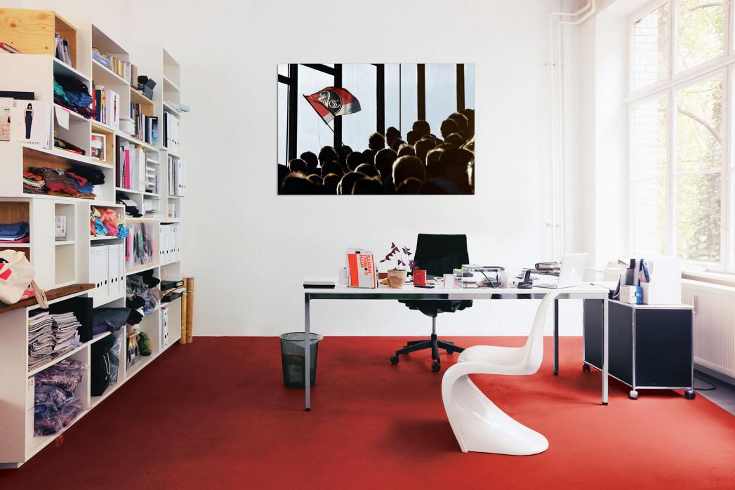 »Freiburg Fahne« in deinem Büro