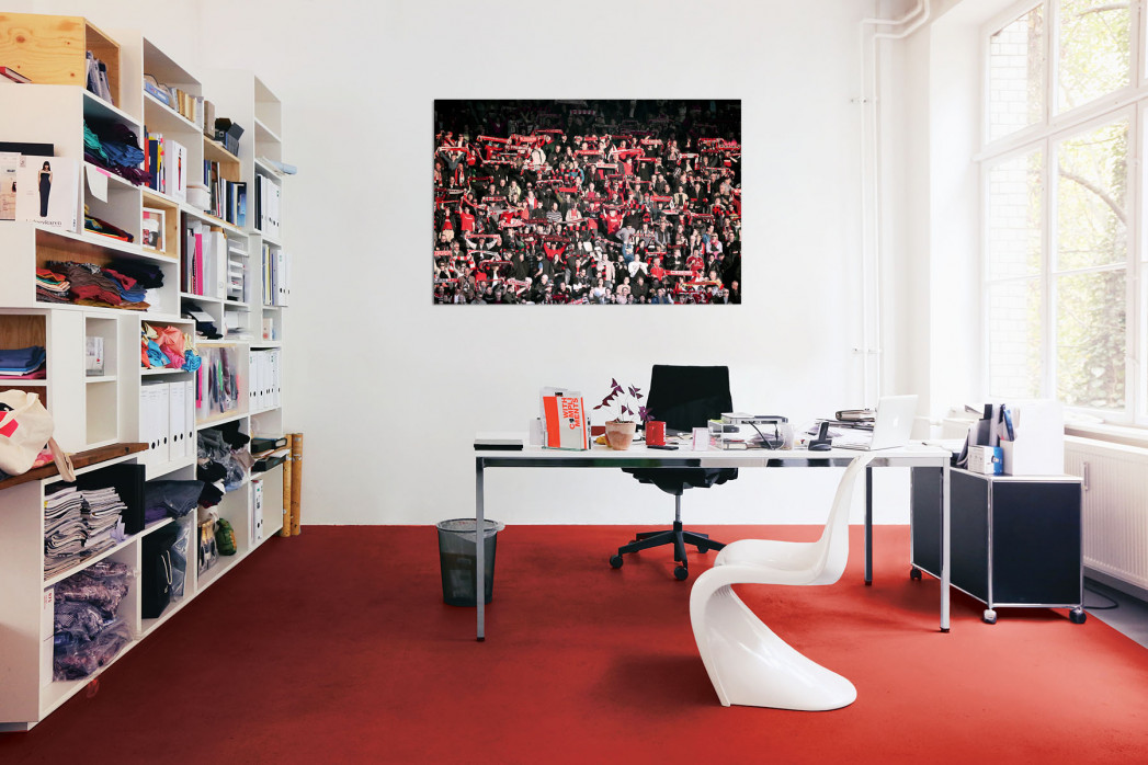 »Freiburg Fans« in deinem Büro