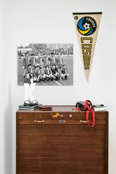 Die Elf vom Halleschen FC Chemie 1972 über deiner Kommode - 11FREUNDE BILDERWELT