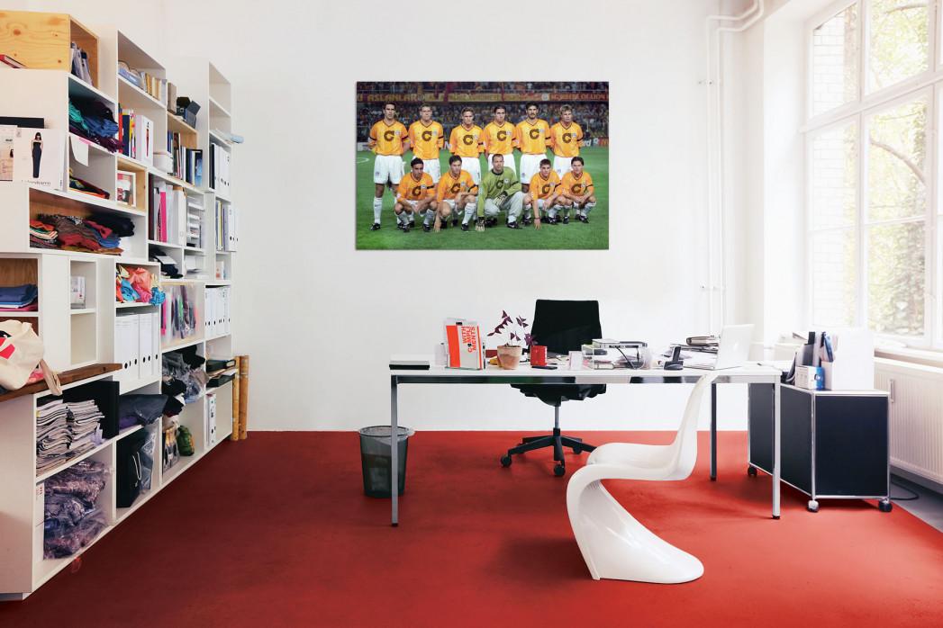 »Hertha in Istanbul« in deinem Büro