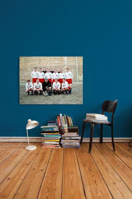 Mannschaftsfoto Hamburger SV 1961/62 in deinen vier Wänden - 11FREUNDE BILDERWELT