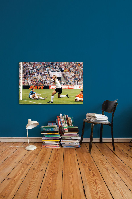 An deiner Wand: Klinsmann gegen Holland (1) - 11FREUNDE BILDERWELT