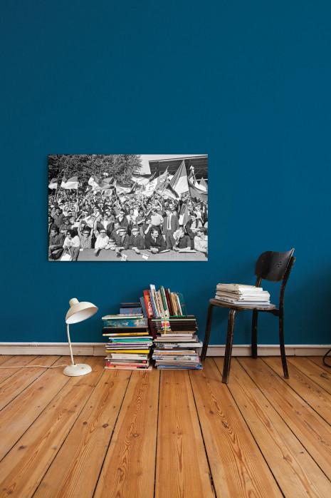 »Köln Fans 1964« an deiner Wand
