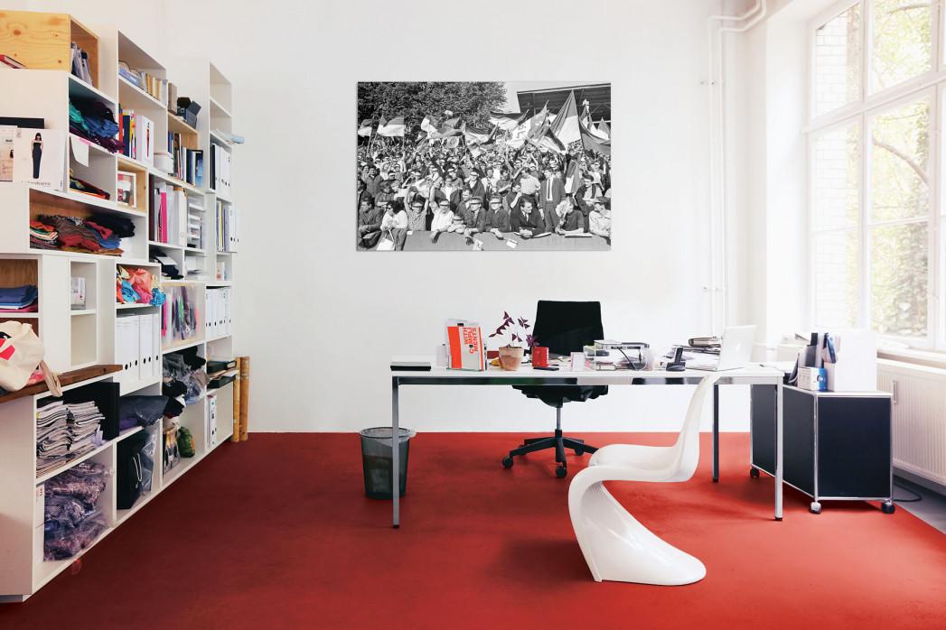 »Köln Fans 1964« in deinem Büro