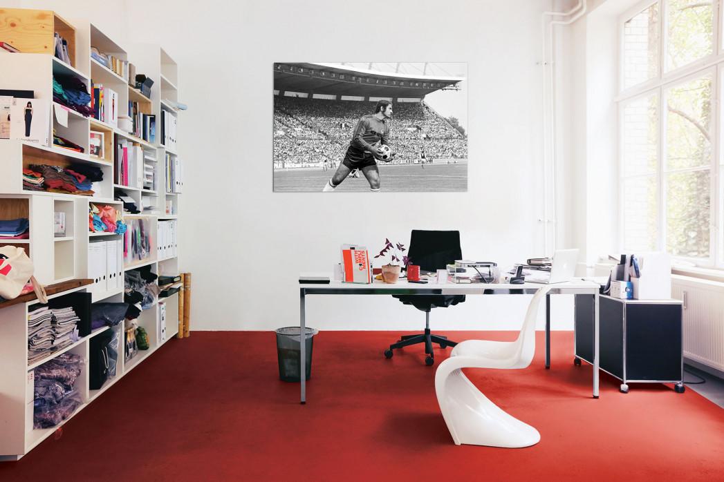 »Kunter in Aktion« in deinem Büro - 11FREUNDE BILDERWELT