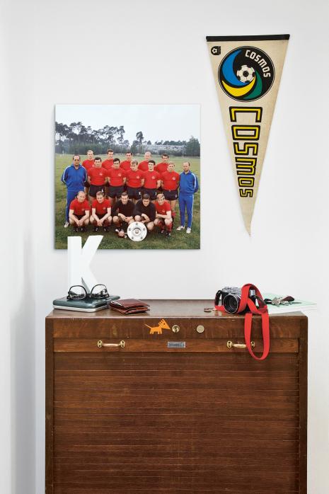 Mannschaftsfoto 1. FC Nürnberg 1968/69 über deiner Kommode - 11FREUNDE BILDERWELT
