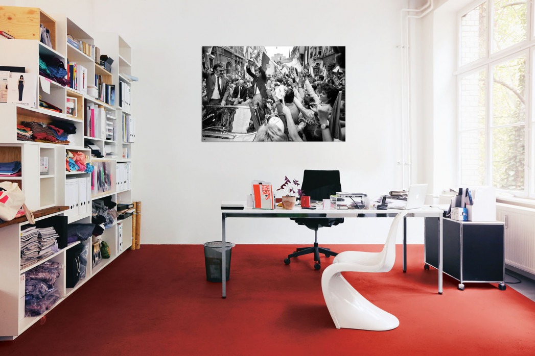 »Offenbach feiert Pokalsieg« in deinem Büro