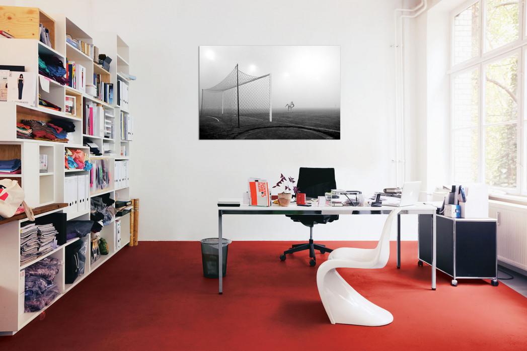 »Pfaff im Nebel« in deinem Büro