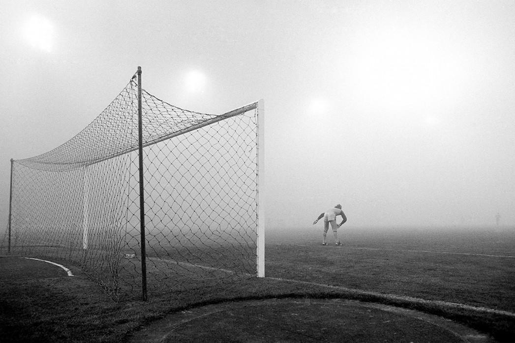 Pfaff im Nebel - FC Bayern München - 11FREUNDE BILDERWELT