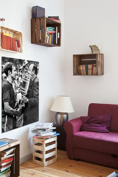 »Schmitt und der Pokal« in deinem Wohnzimmer