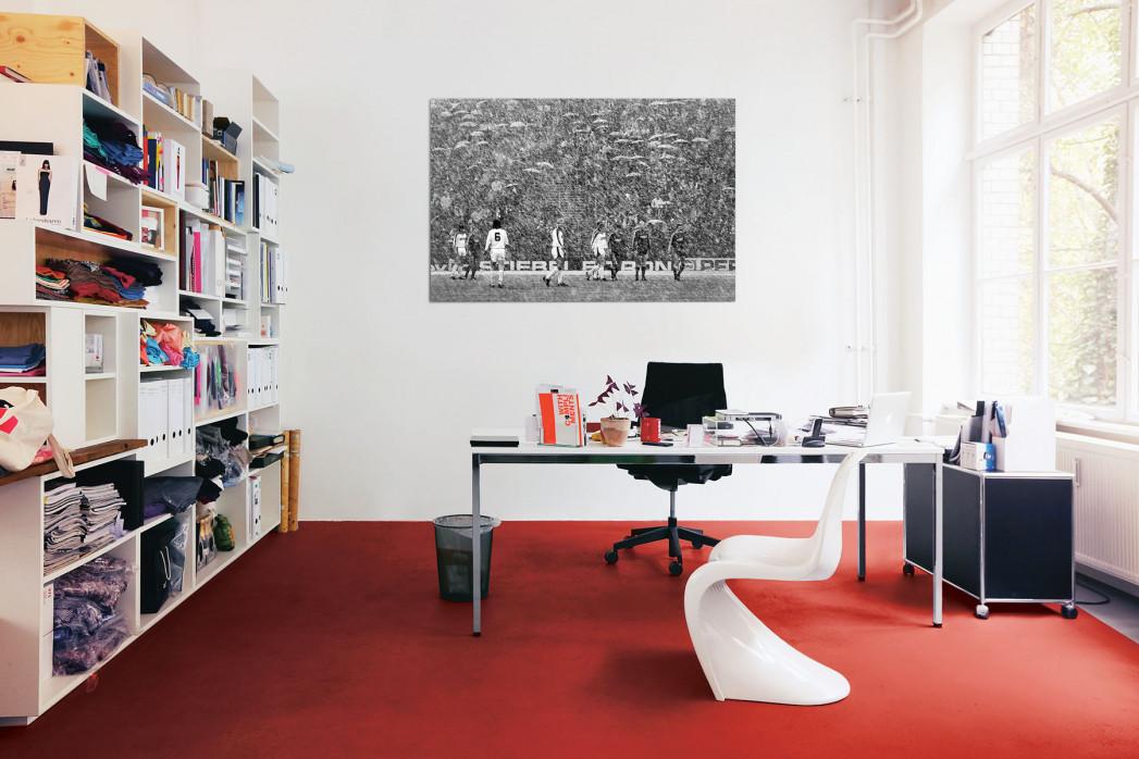 »Schneesturm« in deinem Büro