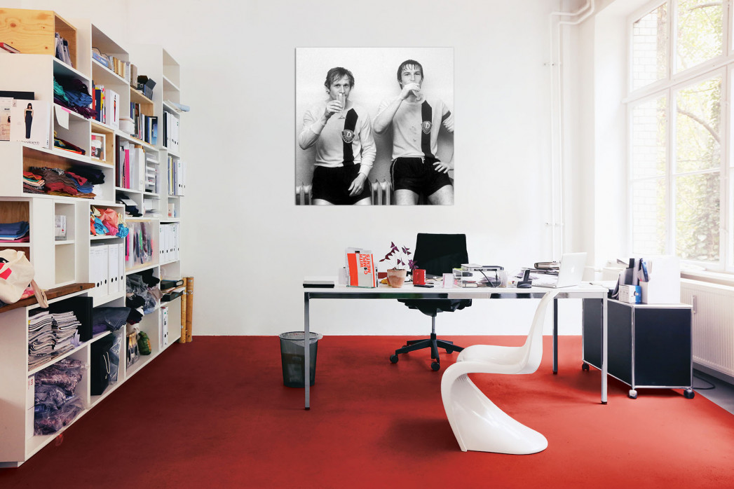 »Sekt in Dresden« in deinem Büro
