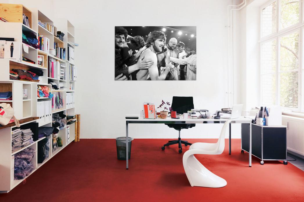 »Uerdingen schlägt Dresden« in deinem Büro