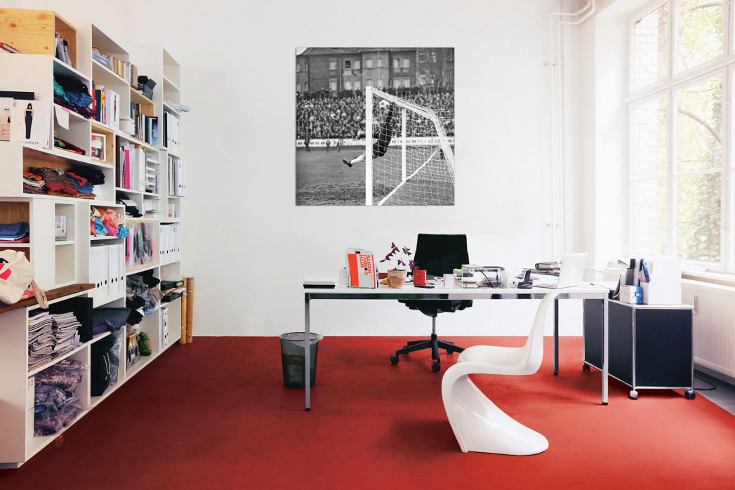 »Unter die Latte« in deinem Büro
