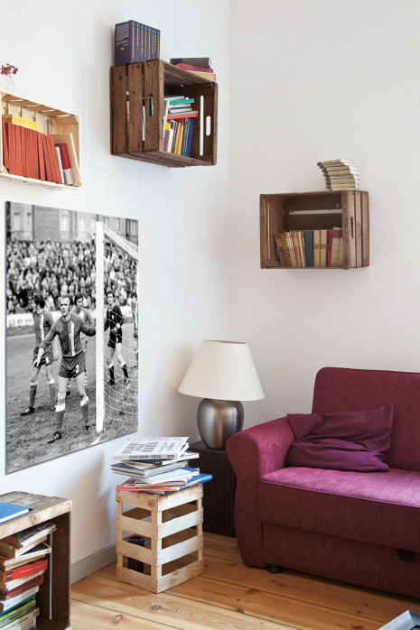 »Urbanczyk am kurzen Pfosten« in deinem Wohnzimmer