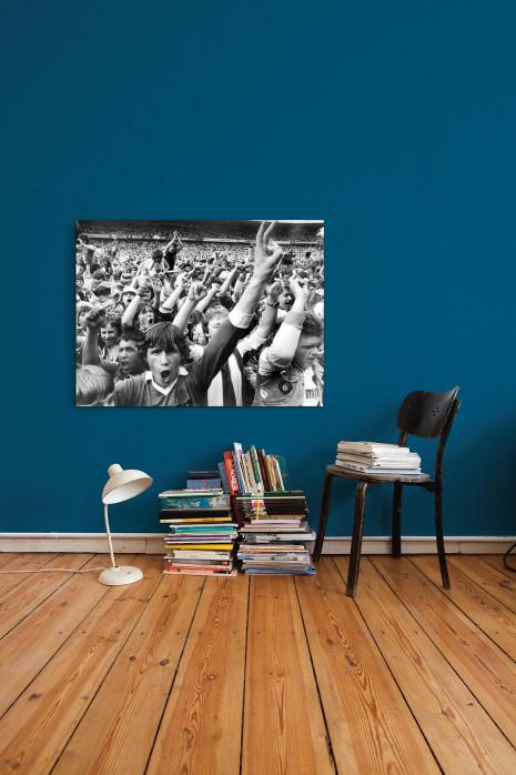 Fans von Werder Bremen 1983 - 11FREUNDE BILDERWELT